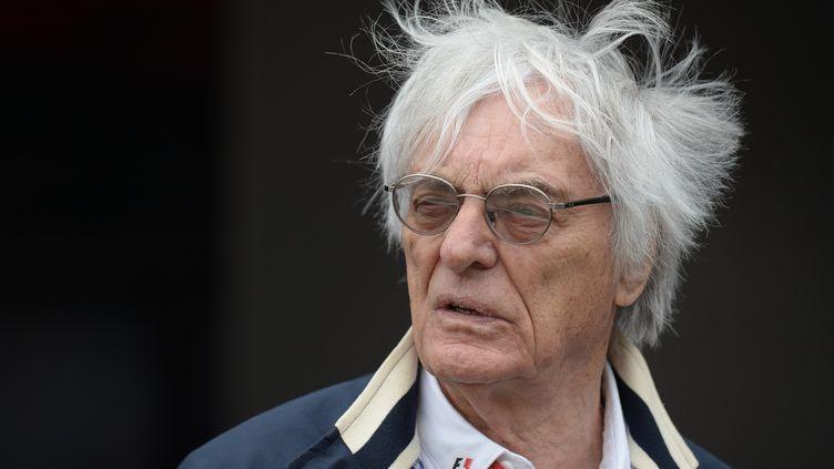 Bernie Ecclestone (OLI SCARFF / AFP)
