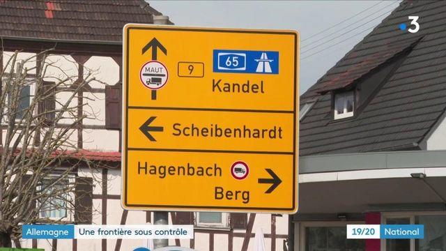 Covid-19 : l'Allemagne place la France entière en zone d'alerte, un casse-tête pour les travailleurs transfrontaliers
