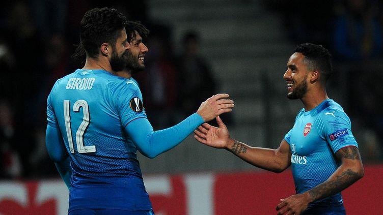 Olivier Giroud (Arsenal) (MAXIM MALINOVSKY / AFP)
