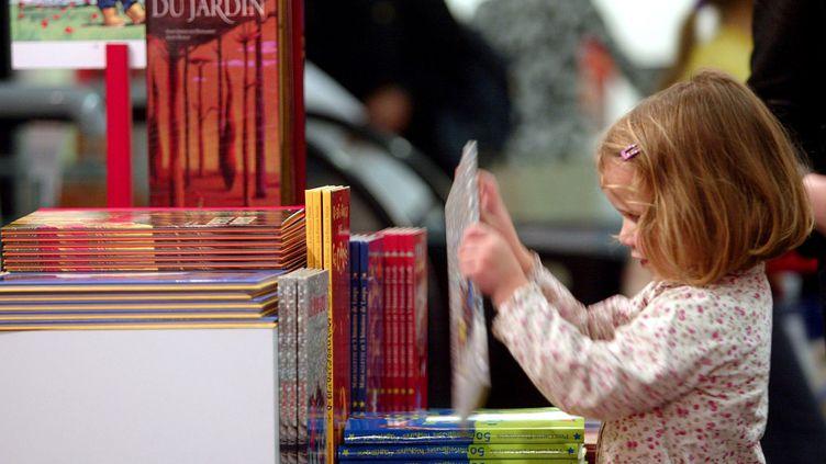 5 000 nouveaux livres pour enfants sont publiés chaque année. (THOMAS COEX / AFP)