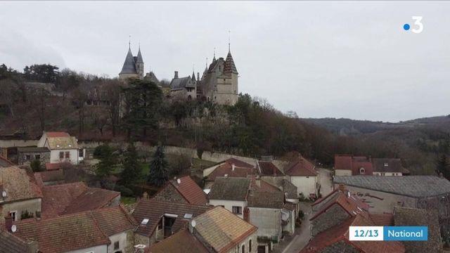 Bourgogne : à la recherche du mystérieux châtelain