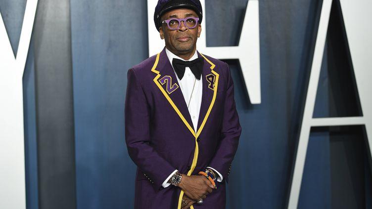Le réalisateur américain le 9 février 2020, à Beverly Hills, en Californie (Etats-Unis). (EVAN AGOSTINI/AP/SIPA)