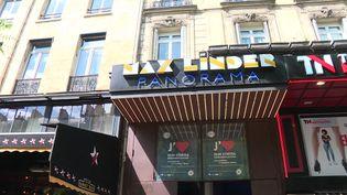 Le cinéma Max Linder à Paris (France 3 Paris Ile de France)
