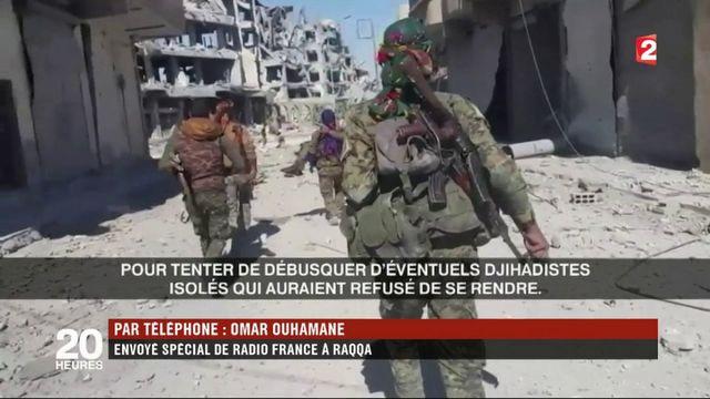 Raqqa : au cœur de la ville libérée