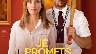 """Affiche du film """"Je promets d'être sage"""", de Ronan Le Page (août 2019) (Apollo Films)"""