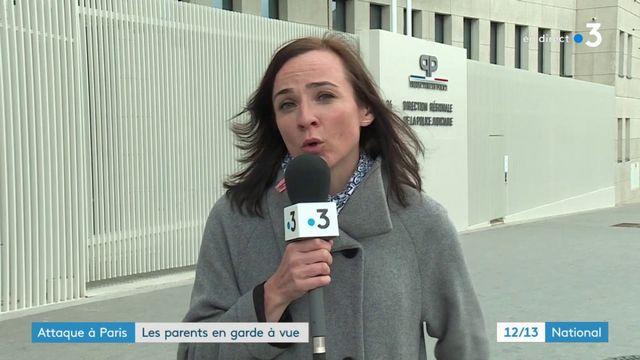 Attaque à Paris : les parents du terroriste en garde à vue