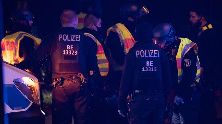 Quatre blessés dans une fusillade à Berlin