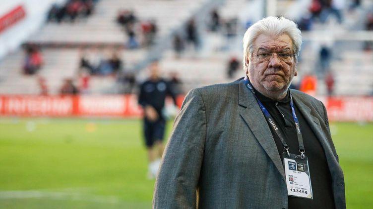 Paul Goze, le Président de la Ligue Nationale de Rugby
