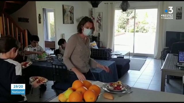 Coronavirus : le témoignage bouleversant d'une mère de famille atteinte du Covid-19