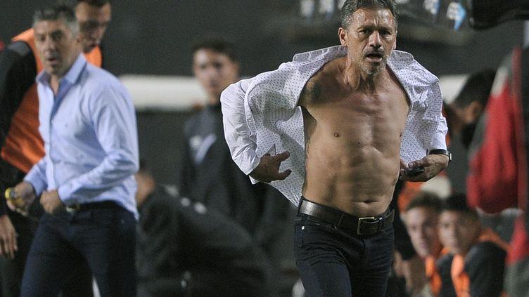 Nelson Vivas (ALEJANDRO PAGNI / AFP)