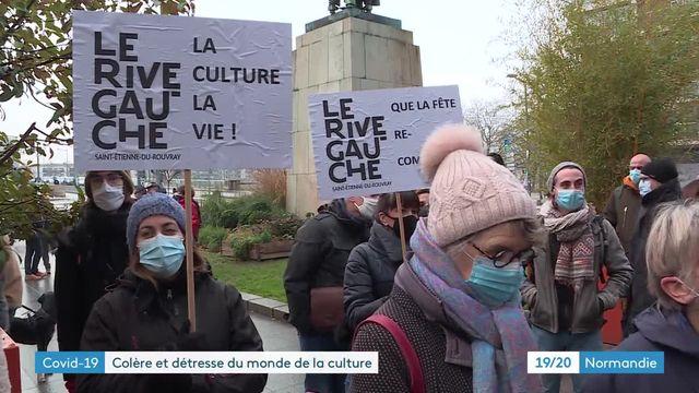 Rassemblement culture Rouen