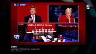 """Capture d'écran de l'émission """"VU"""", diffusée le 16 janvier 2017 sur France 2. (FRANCE2)"""
