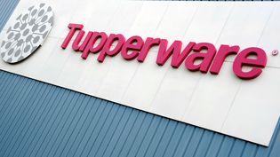 Le site de production Tupperware à Joué-lès-Tours (Indre-et-Loire), le 27 août 2013. (JEAN-FRANCOIS MONIER / AFP)