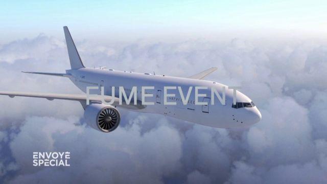 Envoyé spécial. L'air que nous respirons dans les avions est-il sans danger ?
