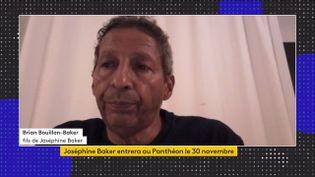 Brian Bouillon-Baker (FRANCEINFO)