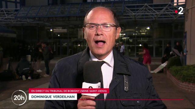 Perquisition à LFI : le show de Jean-Luc Mélenchon à son procès