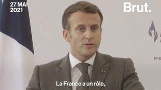 VIDEO. Retour sur 27 ans de relations franco-rwandaises particulièrement troublées (BRUT)