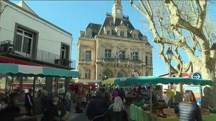 Pourune courte ou plus longue durée,nombreux sont ces Françaisàavoir décidé de profiter du week-end de Pâques pour prendre l'air. (CAPTURE D'ÉCRAN FRANCE 2)