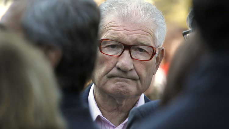 Cyrille Guimard (JOEL SAGET / AFP)