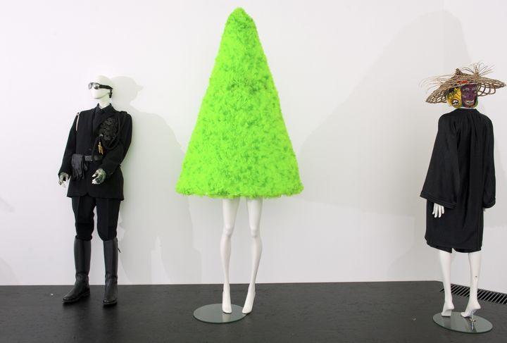 """Exposition """"Les Belges, une histoire de mode inattendue"""" à Bruxelles  (DR)"""