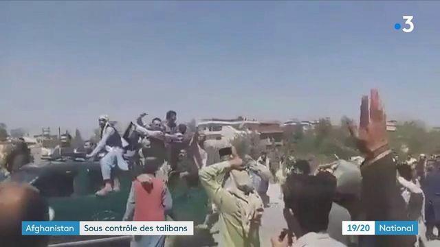 Afghanistan : Kaboul tombe entre les mains des talibans, des Français évacués en urgence