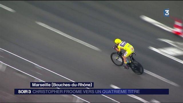 Tour de France : vers un quatrième titre de Christopher Froome