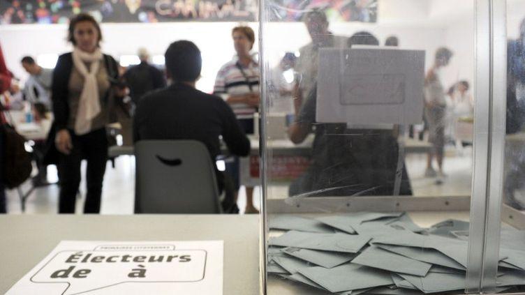 En France, neuf référendums ont été soumis à la population sous la Ve République. (ANNE-CHRISTINE POUJOULAT / AFP)
