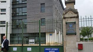 L'hôpital Sebastopol à Reims où se trouve Vincent Lambert depuis son accident de la route en 2008. (SOPHIE CONSTANZER / FRANCE-BLEU CHAMPAGNE)