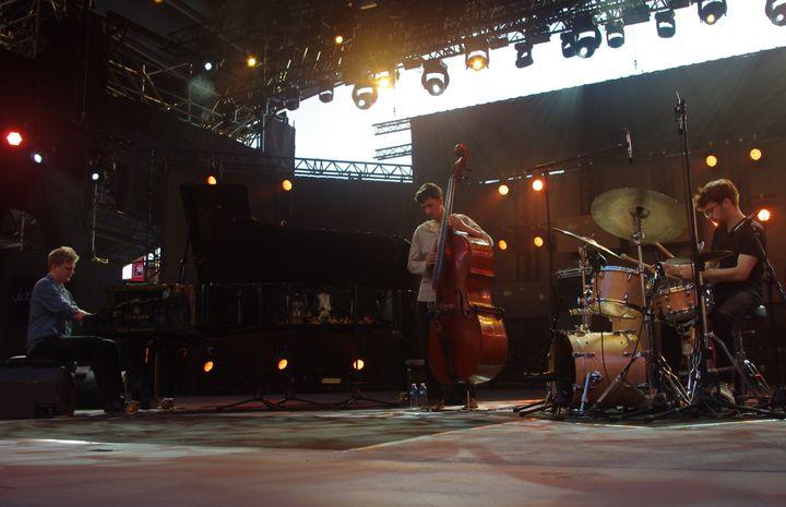 "Amaury Faye Trio a ouvert la ""All Night Jazz""  (Adrien Pittore)"