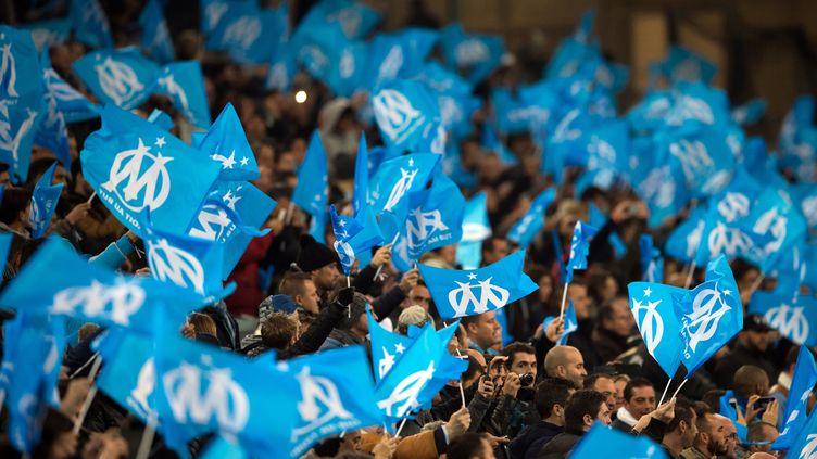 L'OM entame sa campagne européenne ce jeudi soir face à Ostende. (BERTRAND LANGLOIS / AFP)