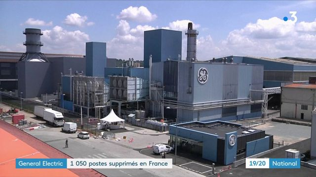 Plans sociaux : General Electric annonce la suppression de plus de 1 000 emplois à Belfort