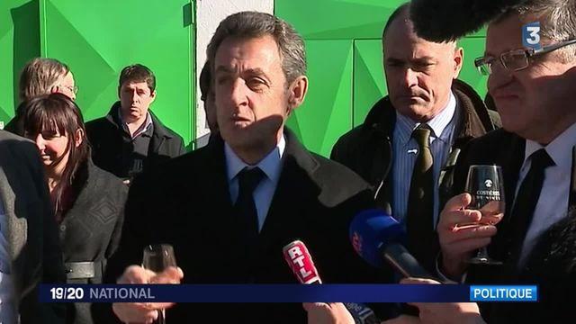 Nicolas Sarkozy sort un livre inventaire