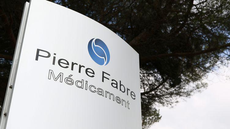 Le laboratoire Pierre Fabre, à Auch (Gers). Photo d'illustration. (SEBASTIEN LAPEYRERE / MAXPPP)