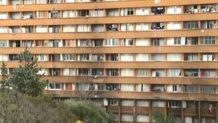 Pour beaucoup de Marseillais, la cité Corot est désormais le pire endroit de la ville. (FRANCE 3)
