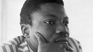 L'auteur malien Yambo Ouologuem le 1er août 1971  (AFP)