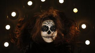 Photo d'illustration d'Halloween. (VALERY HACHE / AFP)