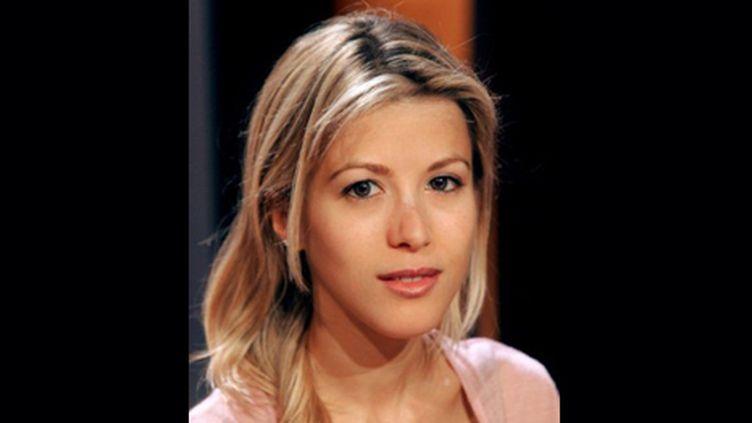 La journaliste romancière Tristane Banon (AFP - Daniel JANIN)