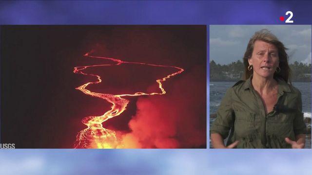 Volcan Kilauea : les habitants d'Hawaï craignent les gaz toxiques