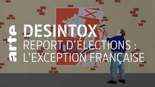 Désintox. Report d'élections : Non, la France n'est pas le seul pays à organiser des scrutins locaux (ARTE/2P2L)
