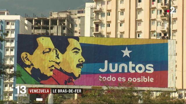 Venezuela : le bras-de-fer se poursuit
