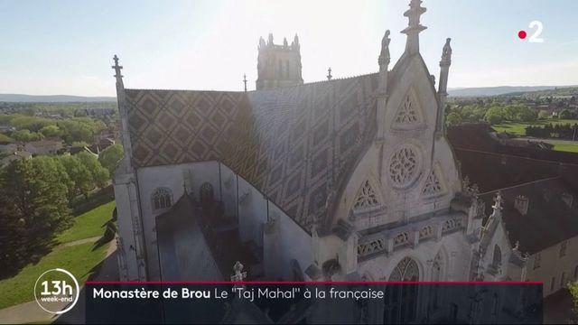 """Chemins de traverse : le monastère de Brou, un """"Taj Mahal"""" à la française"""