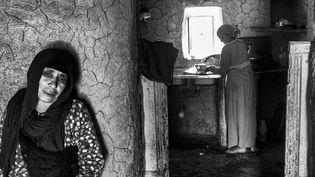 L'une des photos de Ferhat Bouda à Visa pour l'Image  (Ferhat Bouda / Vu)