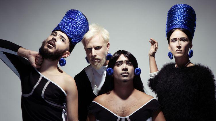 Les 3SomeSisters, très attendus aux Trans Musicales 2015.  (Leny Guetta)