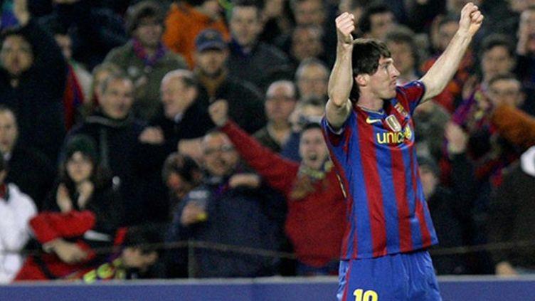 Le décisif Lionel Messi