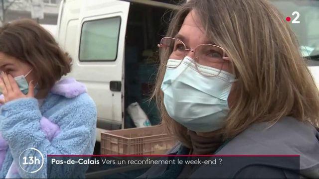 Pas-de-Calais : le préfet demande un confinement pour les trois prochains week-ends