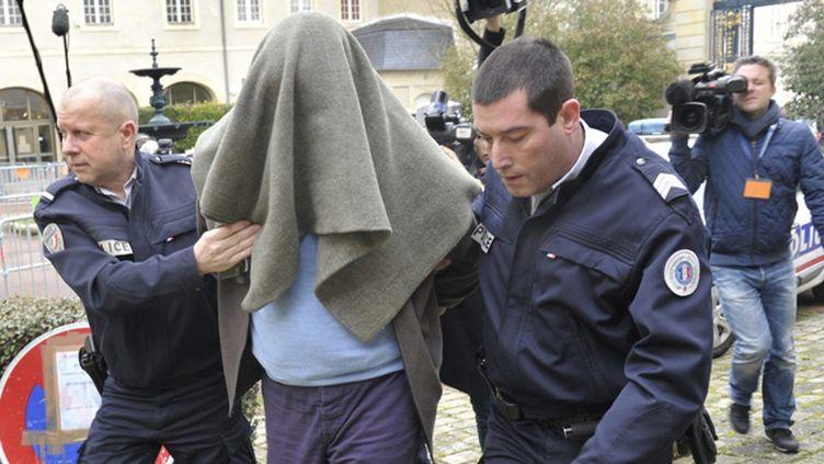 """(Jacob Van Nierop, le """"dentiste de l'horreur"""" dont le procès s'achève ce lundi à Nevers  © MaxPPP)"""