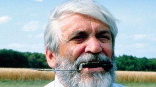"""Maurice Pialat sur le tournage de """"Van Gogh"""" (1991)  (Luc Roux/Sygma/Corbis)"""