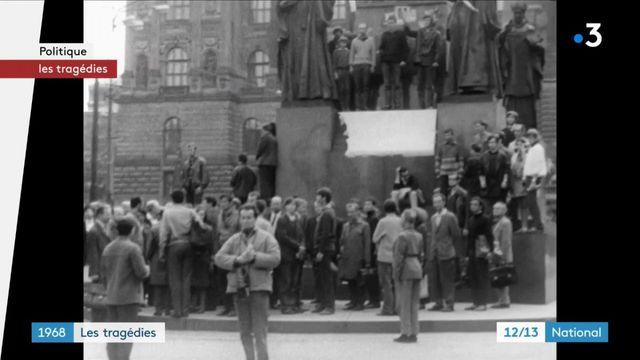 1968 : les tragédies du Printemps de Prague