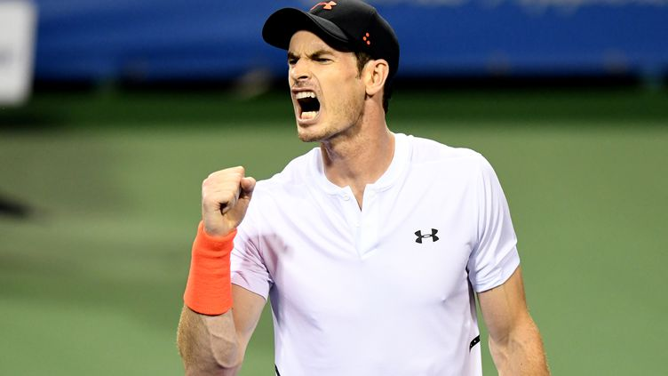 Andy Murray (MITCHELL LAYTON / GETTY IMAGES NORTH AMERICA)