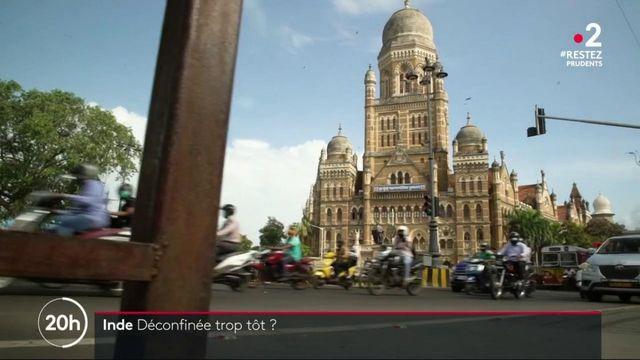 Inde : le pays s'est-il déconfiné trop tôt ?